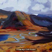 Storm Approaching Loch Ossian