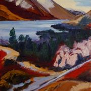 Early Winter Light, Loch Shiel