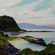 Beach and Eilean Shona