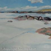 White Sands, North Beach, Iona