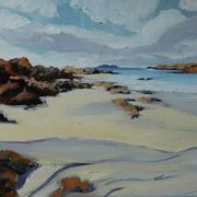 Low Tide, North Beach, Iona