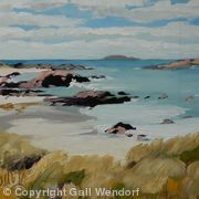 Early Spring, North Beach, Iona
