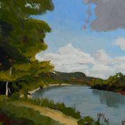 Modern Cliff Dweller, The Brazos River
