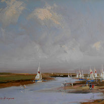 1570 Blakeney Regatta
