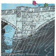 Sudden Shower Chiswick Bridge