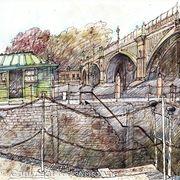 Richmond Half Lock