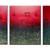 Raw Poppies