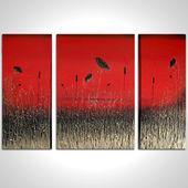 Scarlet Triptych