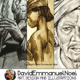 David Emmanuel Noel Art