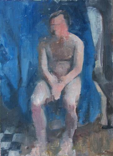 Seated Man