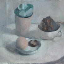 Still Life (Orbit I)