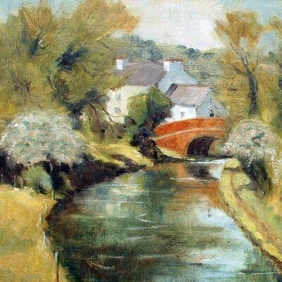 Anchor Farm Bridge, Grand Union Canal
