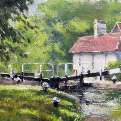 Denham Lock