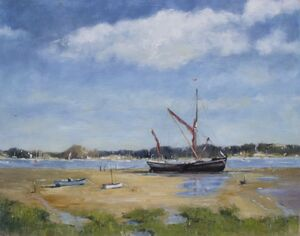 Brailled Up at Pin Mill