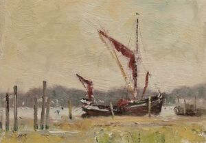 Pin Mill Plein Air
