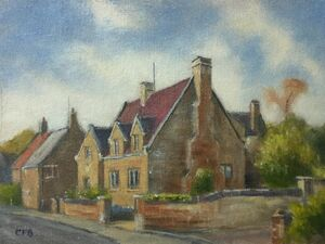 School House Eydon