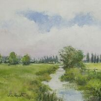 River Tove, Easton Neston
