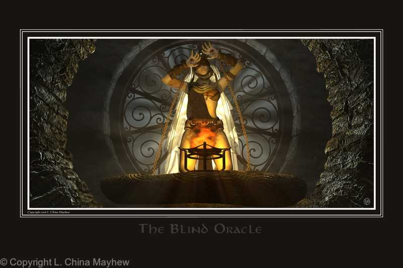 THE BLIND ORACLE