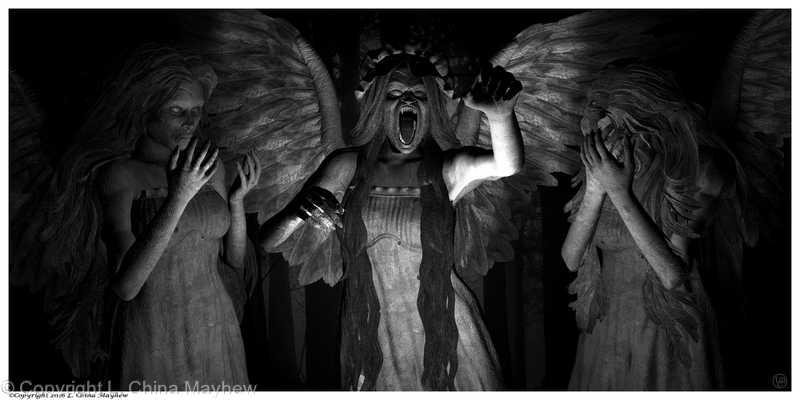 ANGELS WEEPING