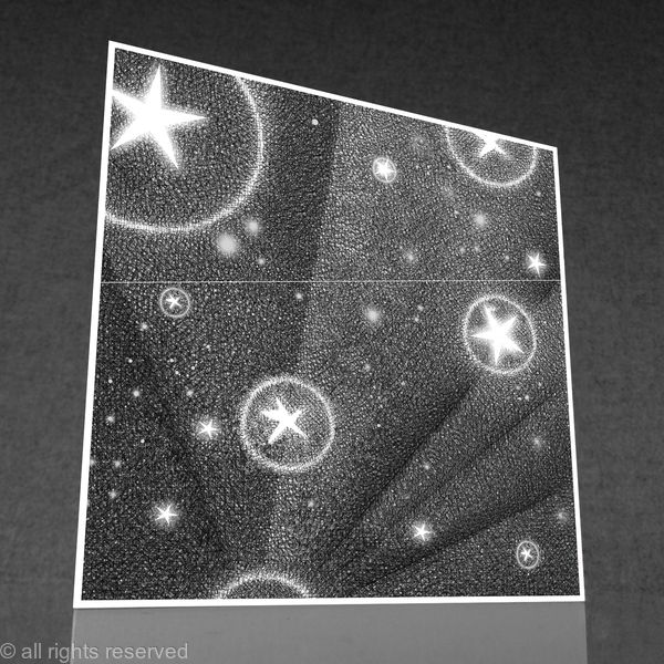 1 x PM (The Sky At Night) greetings card.