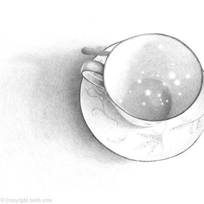 Cuppa sorcerer