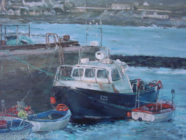 Quilty Boats