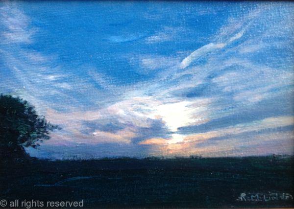 Evening at Creegh