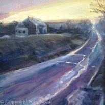 Down the Road at Creegh