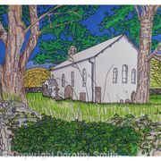Newlands Chapel sketch