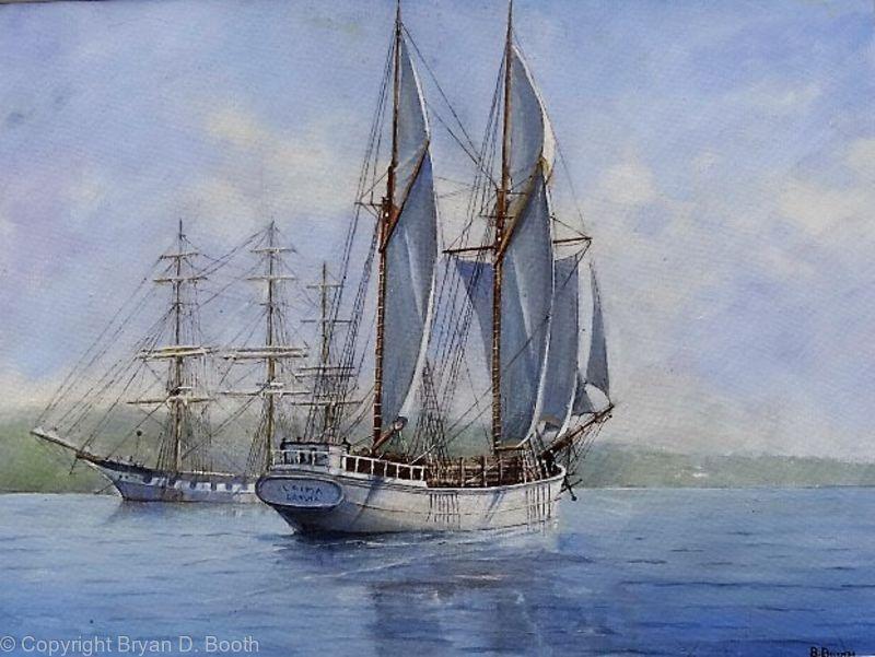 Baltic Shcooner
