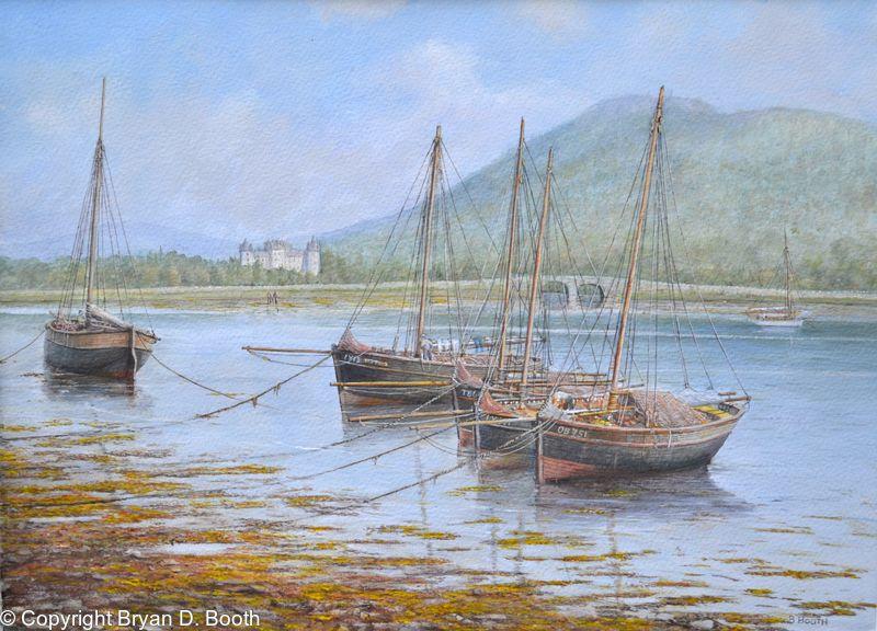 Loch Awe Fifies