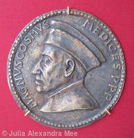 Medaglia di Cosimo de'Medici (dopo artista anonimo, c. 1480-1500)