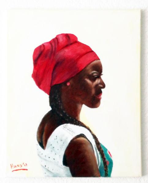 woman of Ghana