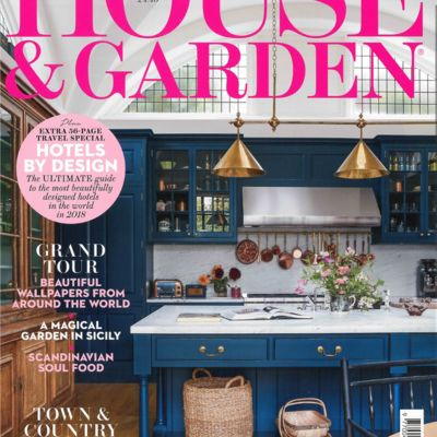 House & Garden Cover May 2018
