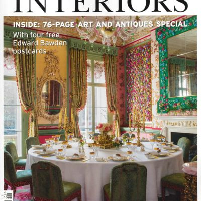World of Interiors June 2018 Cover