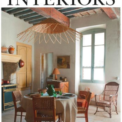 World of Interiors August 2018 Cover