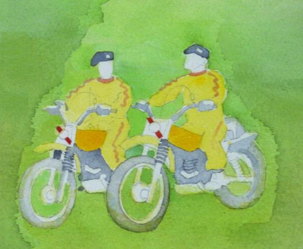 HKMSC MOTOR CYCLISTS