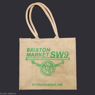 Brixton Shopping Bag