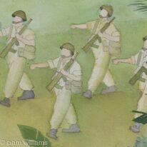 HKMSC 'parade'
