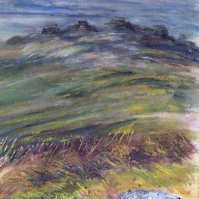 Distant Tors, Dartmoor