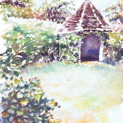 The Gazebo, Kelmscott Manor