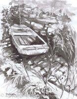 Old Boat in the Slipway