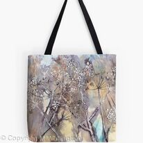 Tote bag - Umbels