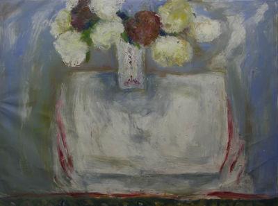 Hydrangeas, Joan's vase