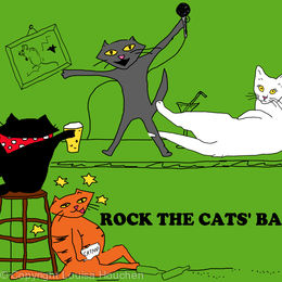 Rock the Cats' Bar
