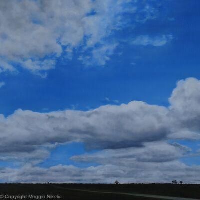 Under the Sandridge skies