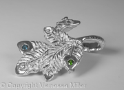 Peacock:Elegance Ring