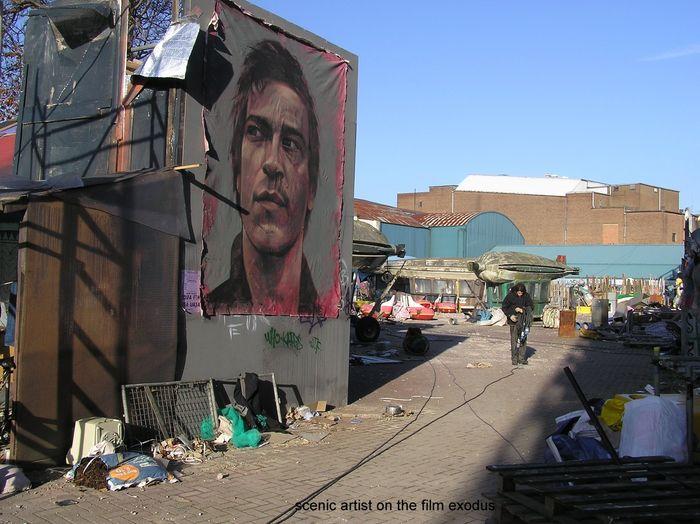 gary phillips scenic artist exodus