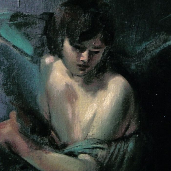 angel ,  oil painting classic master