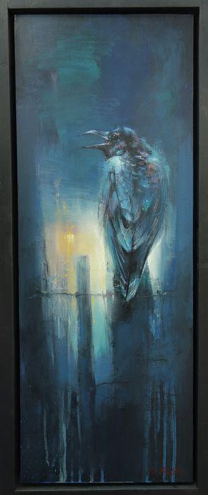 Nightfall  ( the crow )